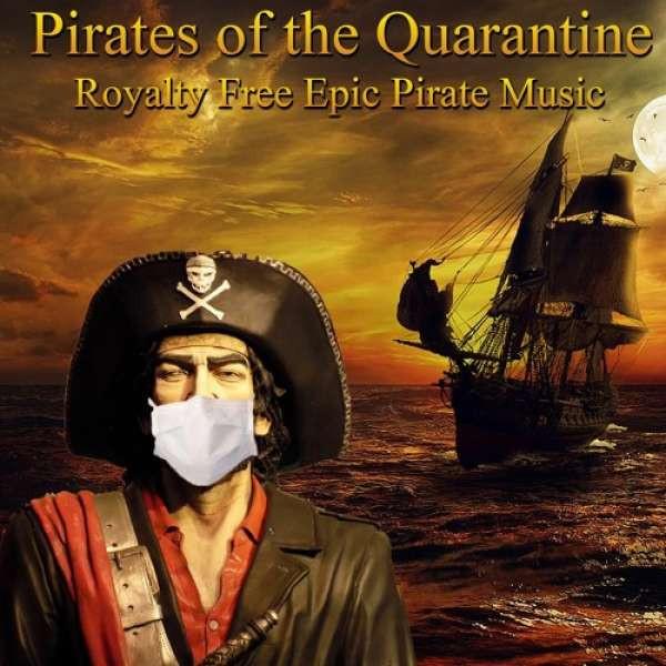 Alexander Nakarada - Pirates Of The Quarantine