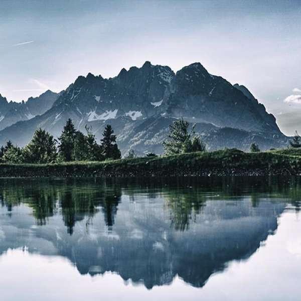 Glitch - Mountain Peak